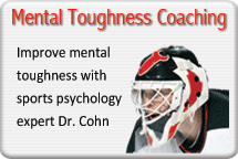 Mental Toughness Coaching for Hockey