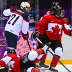 Canadian Men's Hockey: Gaining Success