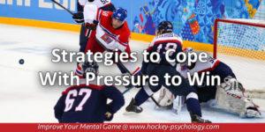 Pressure to Win