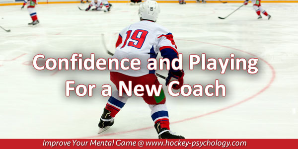 New Coach Confidence
