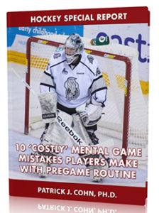 Mental Game Mistakes Hockey Players Make