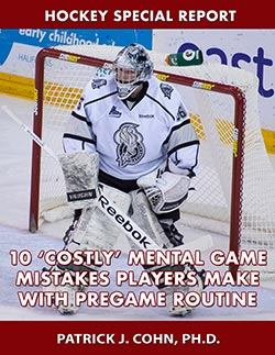 Hockey Psychology Tips