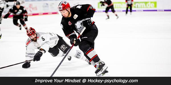 Teamwork Mindset in Hockey